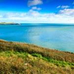 Irish landscape. coastline atlantic coast County Cork, Ireland — Stock Photo #45949007