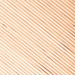 Bamboo mat surface pattern diagonal background texture — Stock Photo #45949163