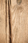 Wooden wall as brown background or texture — Stock Photo