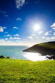 Paesaggio irlandese — Foto Stock