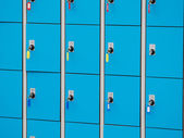 Boxes with keys — Stock Photo
