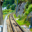 Funicular Railway in Bergen — Stock Photo #51074491