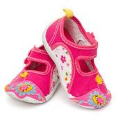 Dětské boty — Stock fotografie