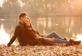 Romantic evening — Stock Photo