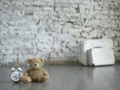 Teddytime — Stockfoto