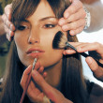 Making Beautiful Make Up — Stock Photo #12680154