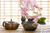 Teapots — Stock Photo