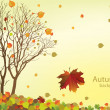 Royalty-Free Stock Vector Image: Autumn_Trees