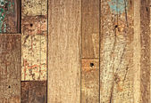 Old Wood Wall, Close up — Stock Photo