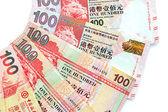 One Hundred Hong Kong Dollars — Stock Photo
