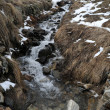 Постер, плакат: River in Andorra la Vella