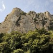 图库照片: Mountains of Montserrat