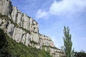 Montserrat mountains — Stock Photo