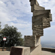 Stock Photo: Montserrat monument