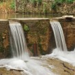 Stock Photo: River waterfalls Rupit