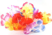 Artificial flowers — Stock Photo