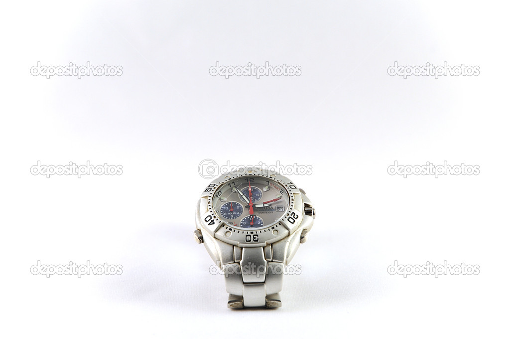 Titanium Plated watch pecioso — Stock Photo #13532147