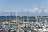 Lanzarote liman — Stok fotoğraf