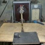 Welding machine — Stock Photo