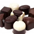 Stock Photo: Chocolate confectionery