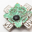 Microcontroller board — Stock Photo