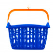 Stock Photo: Plastic basket