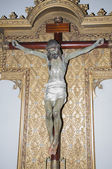 Kříž s — Stock fotografie