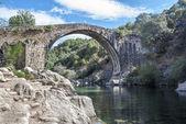 Gredos river pools — Stock Photo