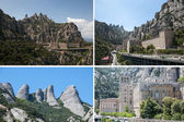 Series of photos of Montserrat — Stock Photo