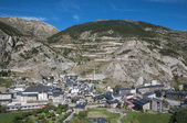 People Canillo in Andorra La Vella — Stock Photo