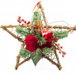 Stock Photo: Christmas star