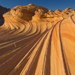 Royalty-Free Stock Photo: The Wave, Coyote Buttes