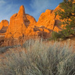 Landscape Arches National Park — Stock fotografie