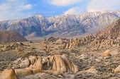 Montañas de sierra nevada — Foto de Stock