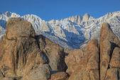 Sierra Nevada Mountains — Stock Photo