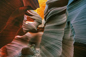 Lower Antelope Slot Canyon — Stock Photo