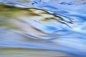 Presque isle river rapids — Stock fotografie