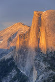 Half Dome, Yosemite National Park — Stock Photo