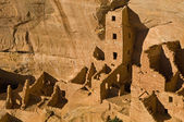 Square Tower House, Mesa Verde National Park — Stock Photo