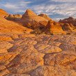 Stock Photo: Coyote Buttes