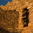 Wupatki Pueblo Walls — Stock Photo