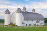 D. H. Day Barn — Stock Photo