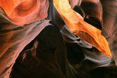 Water Holes Slot Canyon — Stock Photo
