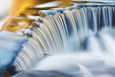 Autumn, Bond Falls Cascade — Stock Photo