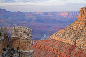 South Rim, Grand Canyon — Stock Photo