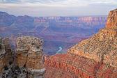 South Rim, Grand Canyon — Stock Photo