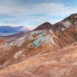 Artist&amp;#039;s Palette, Death Valley National Park - Foto de Stock  