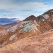 Artist&amp;#039;s Palette, Death Valley National Park - Foto Stock