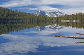 Tenaya Lake, Yosemite National Park — Stock Photo