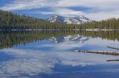 Tenaya Lake, Yosemite National Park — Stock Photo